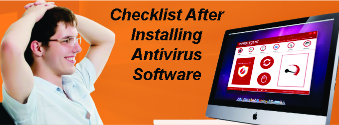 how to install antivirus software in my computer