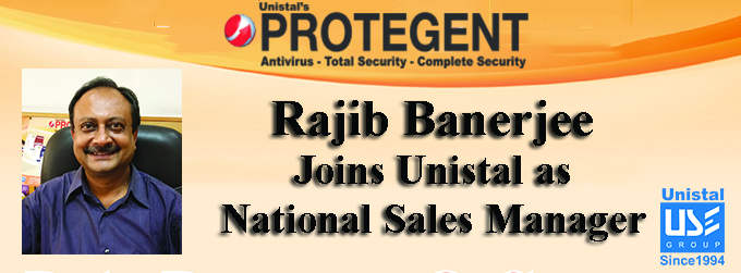 Rajib Banerjee Joins Unistal as National Sales Manager
