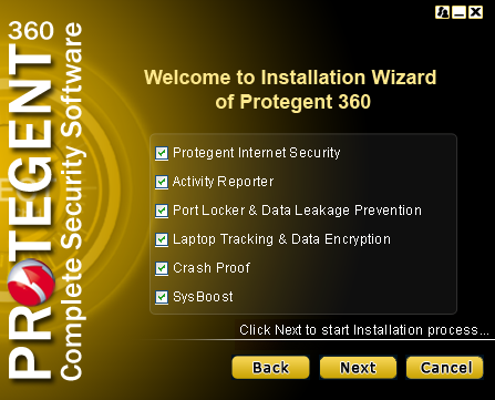 Complete Security Software